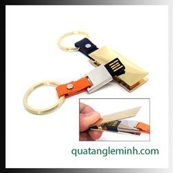 USB quà tặng - USB da 024