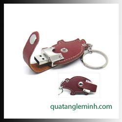 USB quà tặng - USB da 025