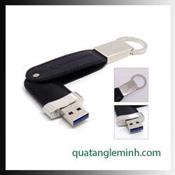 USB quà tặng - USB da 026