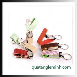 USB quà tặng - USB da 033