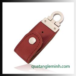 USB quà tặng - USB da 034