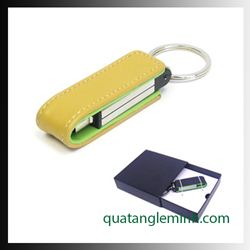 USB quà tặng - USB da 035
