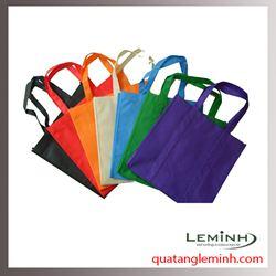Túi vải không dệt - túi vải quai liền thân 031