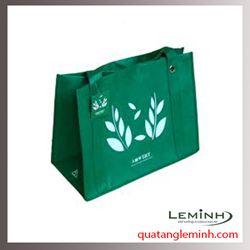Túi vải không dệt - túi vải quai liền thân 026