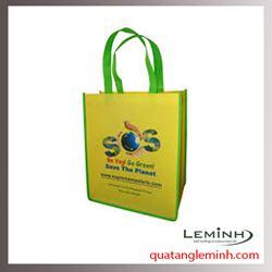 Túi vải không dệt - túi vải quai xách 060