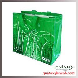 Túi vải không dệt - túi vải quai xách 057
