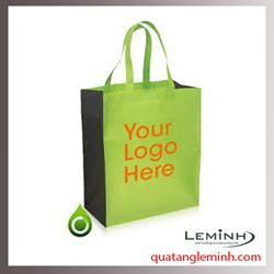 Túi vải không dệt - túi vải quai xách 052
