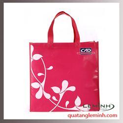 Túi vải không dệt - túi vải quai xách 040