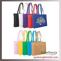 Túi vải không dệt - túi vải quai xách 033