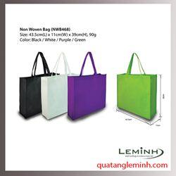 Túi vải không dệt - túi vải độc đáo 017