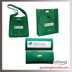 Túi vải không dệt - túi vải độc đáo 012