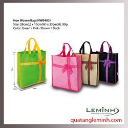 Túi vải không dệt - túi vải độc đáo 011
