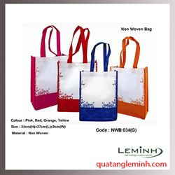 Túi vải không dệt - túi vải độc đáo 026