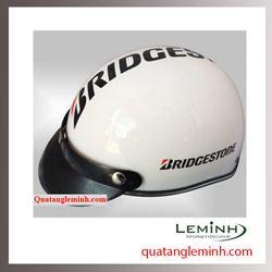 Mũ bảo hiểm nửa đầu không kính - Bridgestone Việt Nam
