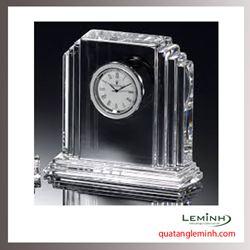 Đồng hồ pha lê cao cấp 016