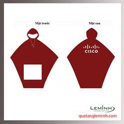 Áo mưa chữ A - Cisco