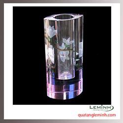 Lọ hoa pha lê cao cấp - 006