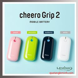 Pin sạc dự phòng Cheero Grip 2
