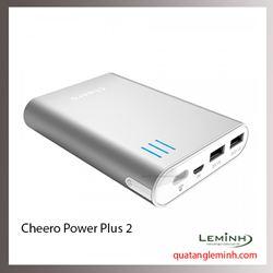 Pin sạc dự phòng Cheero Power Plus 2