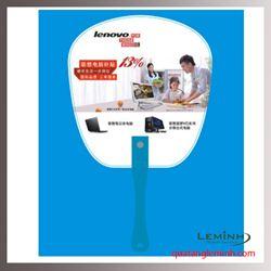 Quạt nhựa quảng cáo - Quạt nhựa cầm tay 031