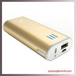 Pin sạc dự phòng Cheero Power Plus 2 Mini - 6000 mAh màu đồng