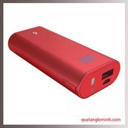 Pin sạc dự phòng Cheero Power Plus 2 Mini - 6000 mAh màu đỏ