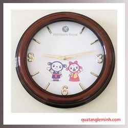 Đồng hồ treo tường 015