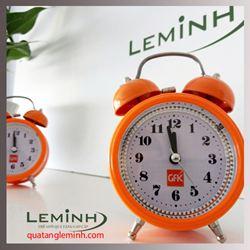 Đồng hồ báo thức để bàn - Khách hàng GFK