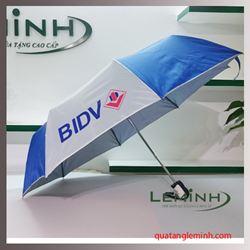 Ô gấp 3 tự động 1 chiều - Khách hàng Ngân hàng BIDV