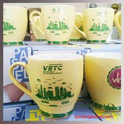 Cốc sứ Hàn Quốc Pastel - Khách hàng  VETC