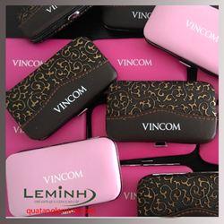 Bộ kềm cắt móng tay 7 sản phẩm - In logo Vincom