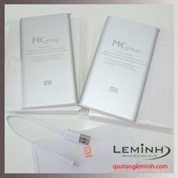 Pin sạc dụ phòng Xiaomi 5000mAH - MK Group