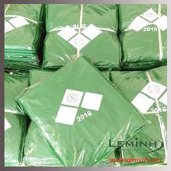 Áo mưa cánh dơi in logo - KH Vinexad