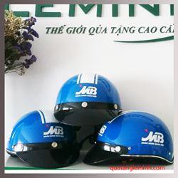 Mũ bảo hiểm- KH MB Bank