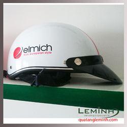Mũ bảo hiểm- KH Elmich
