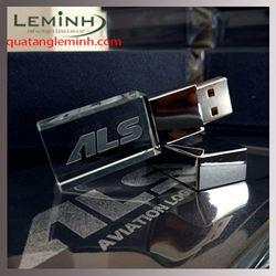 USB Pha lê cao cấp - ALS Aviation VietNam
