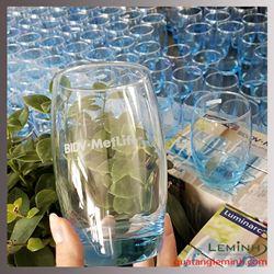 Bộ ly thủy tinh Luminarc Salto Ice Blue 350ml - BIDV metlife