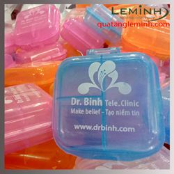 Hộp đựng thuốc mini - Dr.Bình