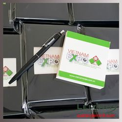 Bộ quà tặng bút bi, sổ ghi chú Vina Expo
