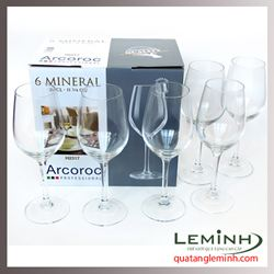 Bộ 6 ly thủy tinh cao cấp Luminarc Acroroc