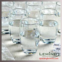 Bộ cốc thủy tinh 6 chiếc Luminarc Salto 350ml - trong suốt