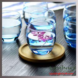 Bộ cốc thủy tinh 6 chiếc Luminarc Salto 320ml - blue