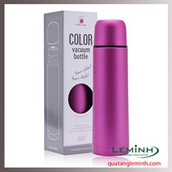 BÌNH GIỮ NHIỆT COLOR BOTTLE - PINK