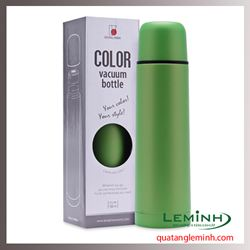 BÌNH GIỮ NHIỆT COLOR BOTTLE - GREEN