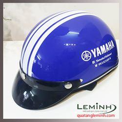 Mũ bảo hiểm quảng cáo - Khách hàng Yamaha