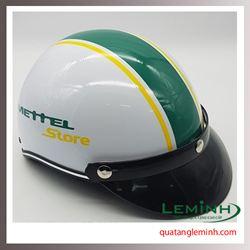 Mũ bảo hiểm quà tặng Viettel