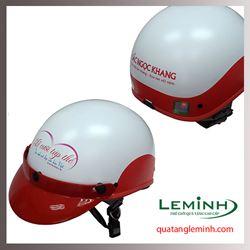 Mũ bảo hiểm quà tặng 012