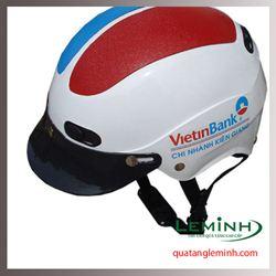 Mũ bảo hiểm quà tặng VietinBank
