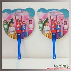 Quạt nhựa quảng cáo - Dreamkid KH Mường Thanh
