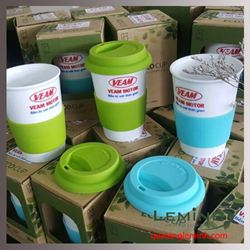 Cốc sứ Hàn Quốc Eco Cup - KH Veam Motor